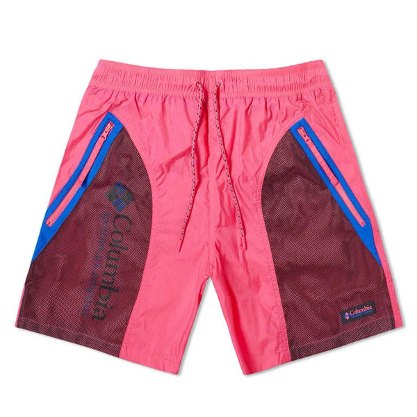 Light Coral Riptide Short // Cactus Pink Shorts Columbia