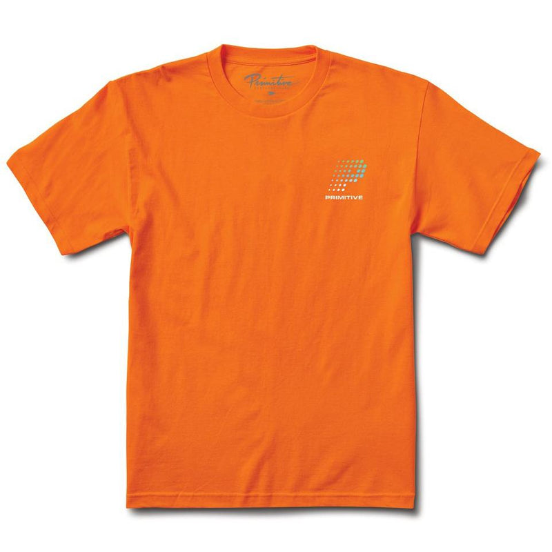 Chocolate Connection Tee // Orange T-shirts Primitive