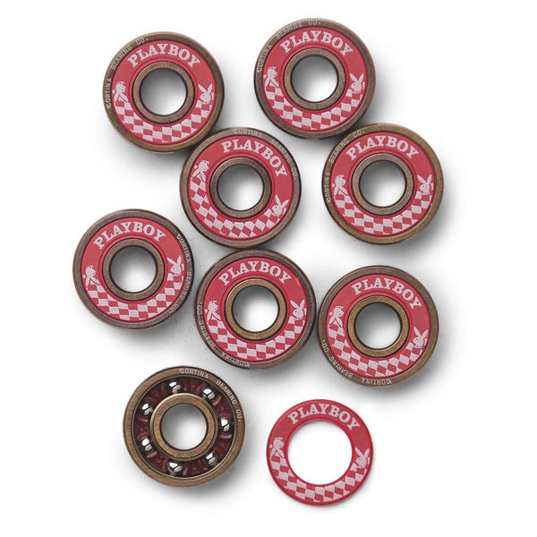 Cortina Bearing // T-Funk Playboy Pro // Rose Gold