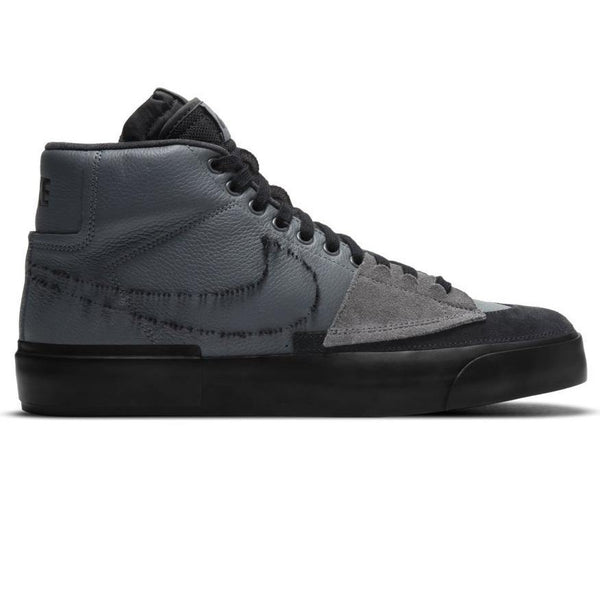 Sneakers - Nike SB - Zoom Blazer Mid Edge // Iron Grey/Black-Black - Stoemp