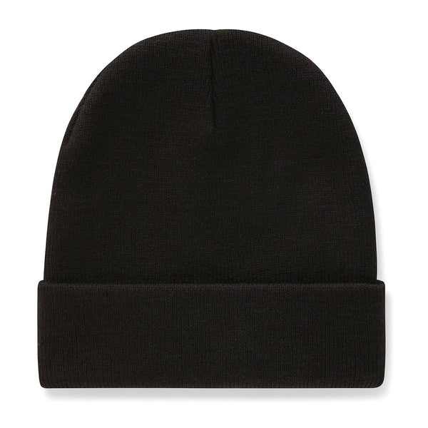 Black Gibsland Beanie // Black Bonnets Dickies