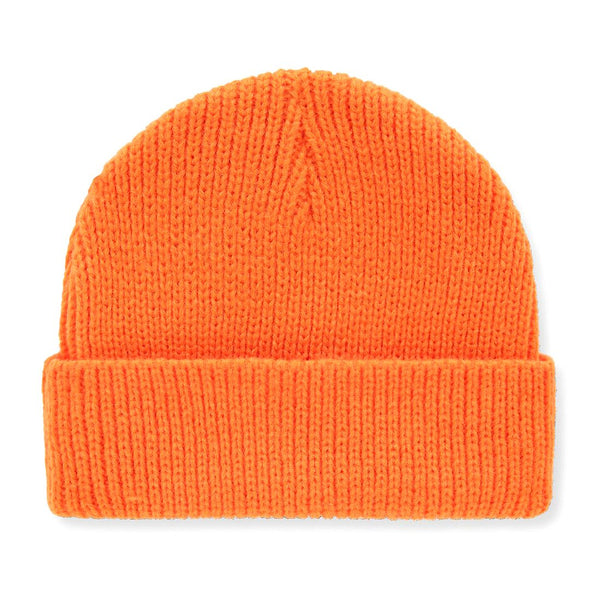 Tomato Woodworth Beanie Army // Orange Bonnets Dickies