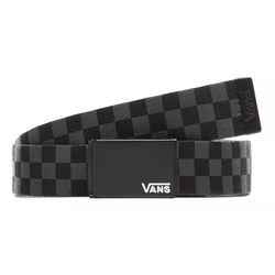 Ceintures Dark Slate Gray Vans Deppster II Web Belt // Checker Black/Grey