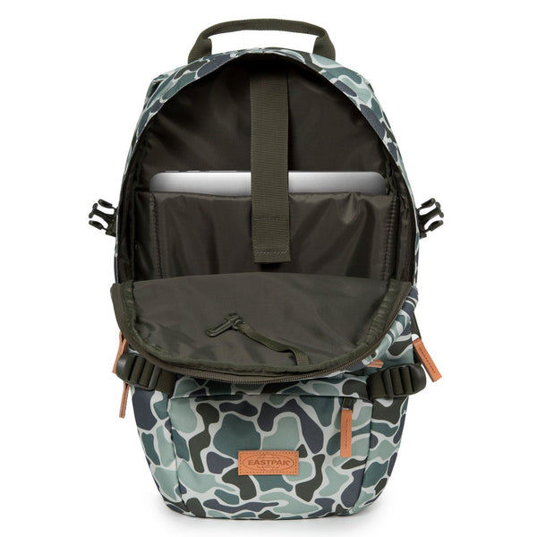Dark Slate Gray Floid // Camouflage Green // 16L Sacs Eastpak