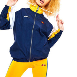 Delanna Track Top // Navy