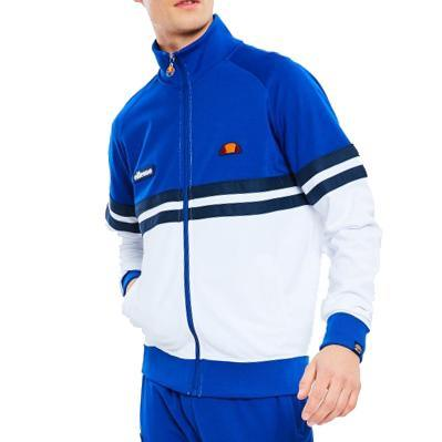 Rimini Track Top // White
