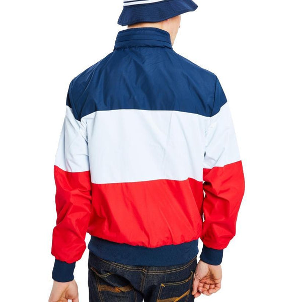 La Querce Fz Jacket // Red