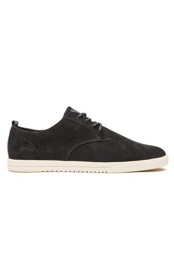 Ellington Suede // Black Goat Suede