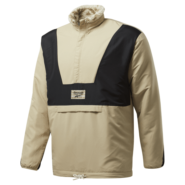 Tan Classics GP WE Reversible Fleece // Alabaster // FT7382 Vestes Reebok