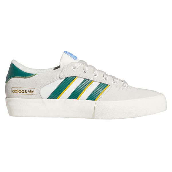 Matchbreak Super // Crystal White/Collegiate Green/Crew Yellow // FY0509