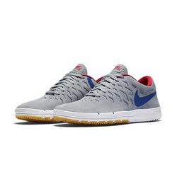 Dark Gray Free SB // Wolf Grey/Gum Royal Sneakers Nike SB