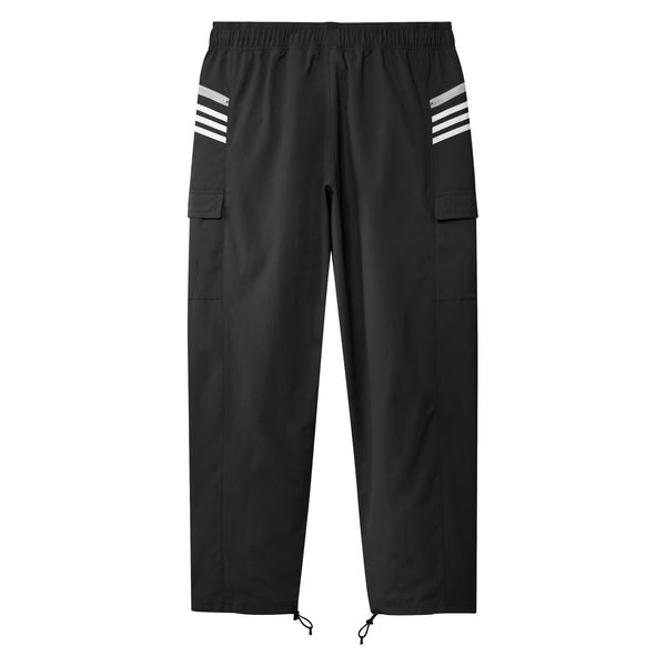 Dark Slate Gray Workshop 2.0 Pants // Black/Carbon/White // GD3512 Pantalons Adidas Skateboarding