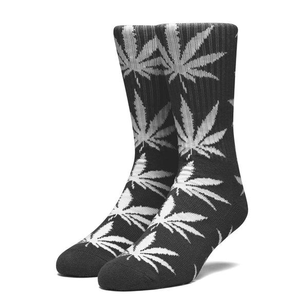 Glow Plantlife Sock // Black