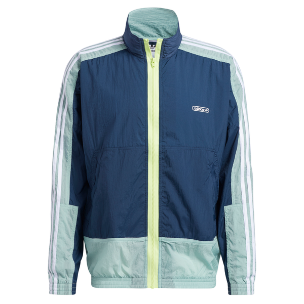 Lightweight Jacket // Navy/Green // GN3832