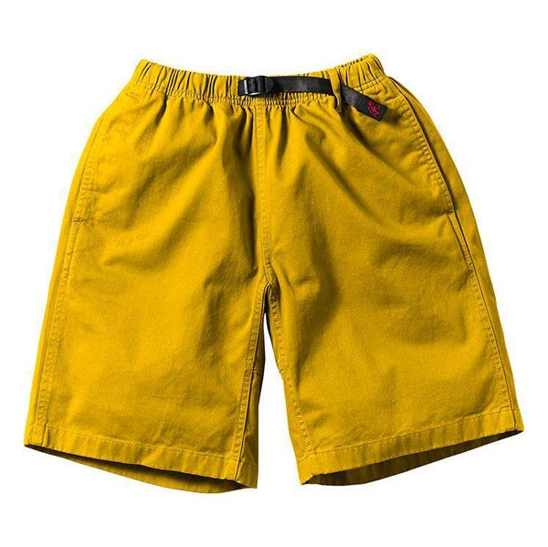 G Shorts // Yellow