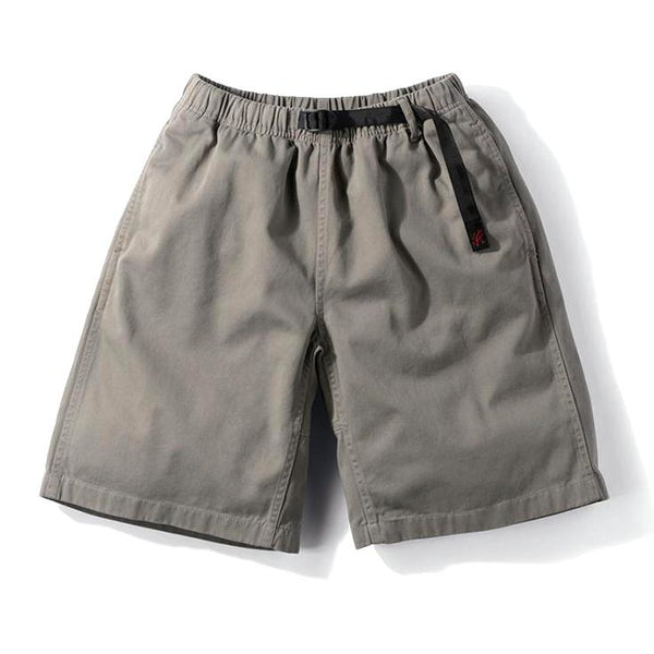 Dim Gray G-Shorts // Khaki Grey Shorts Gramicci