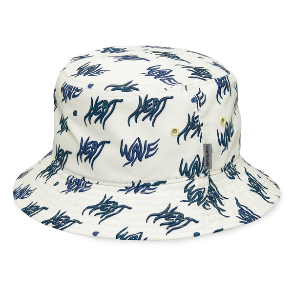 Heat Wave Bucket Hat // Heat Wave Print/Wax