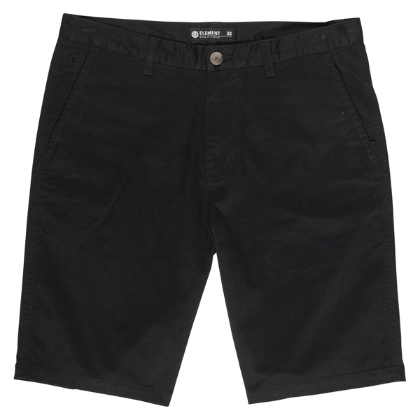Black Howland Classic WK // Flint Black Shorts Element
