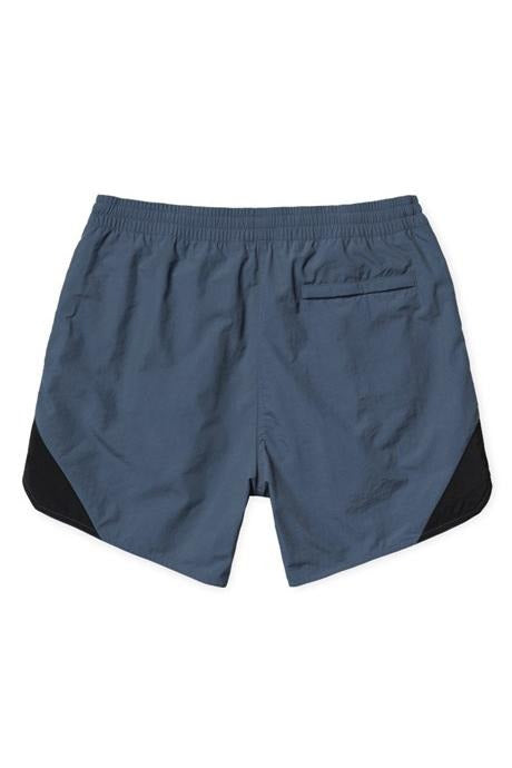 Academy Short // Blue/Black