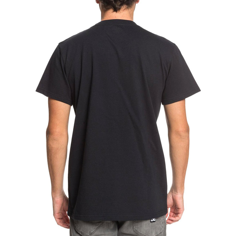 Dark Slate Gray Its Lit Tee // Black T-shirts Dc shoes