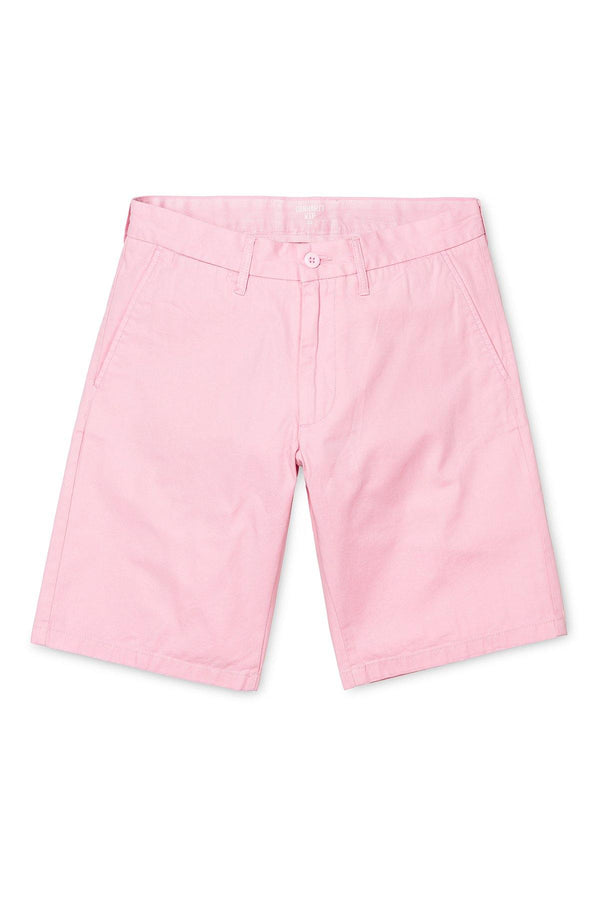Misty Rose Johnson Short // Vegas Pink Shorts Carhartt WIP