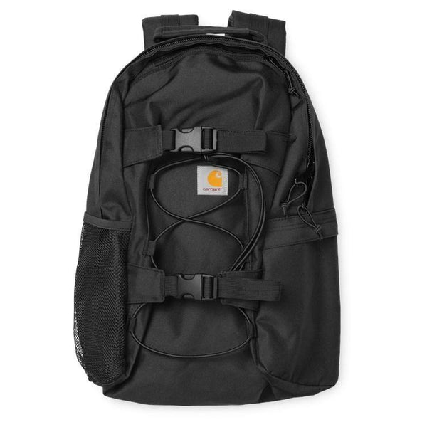 Dark Slate Gray Kickflip Backpack // Black Sacs Carhartt WIP