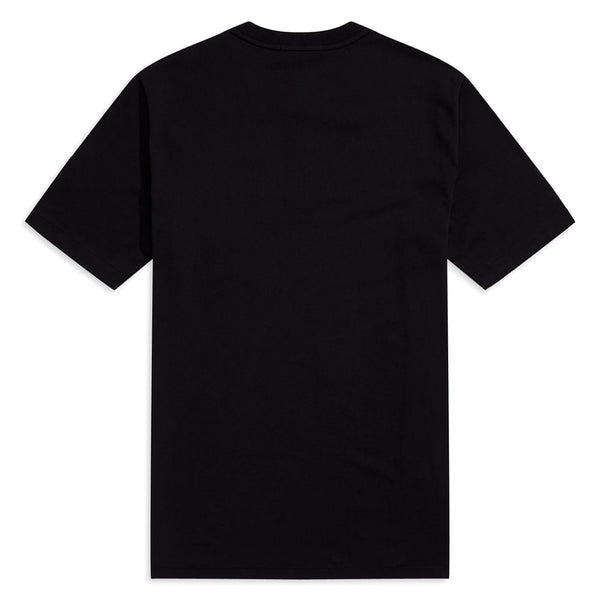 Black T-Shirt Graphite // Black T-shirts Fred Perry