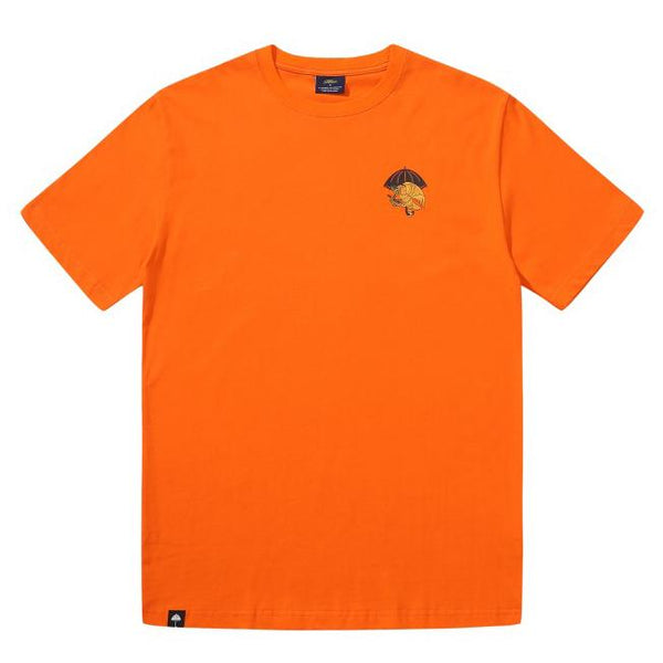 Orange Red Mexico Tee // Orange T-shirts Hélas
