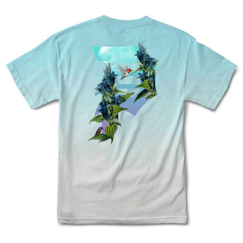 T-shirts - Primitive - Dirty P Humming Washed Tee // Blue - Stoemp