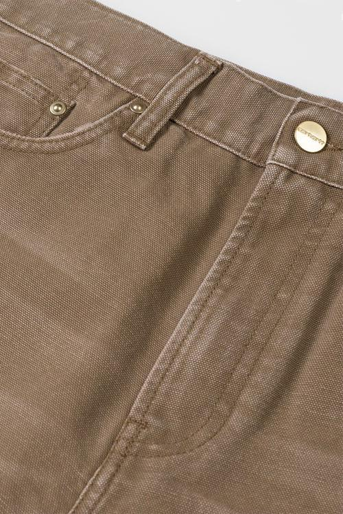 Pontiac Pant // Hamilton Brown Aged Canvas