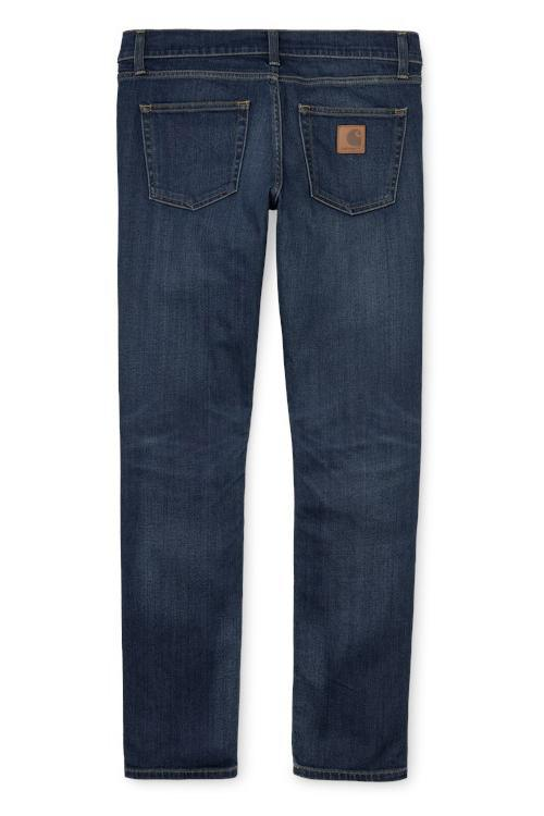 Rebel Pant // Spicer // Blue Dark Worn Wash