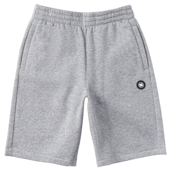Riot Short Boy // Medium Grey Heather