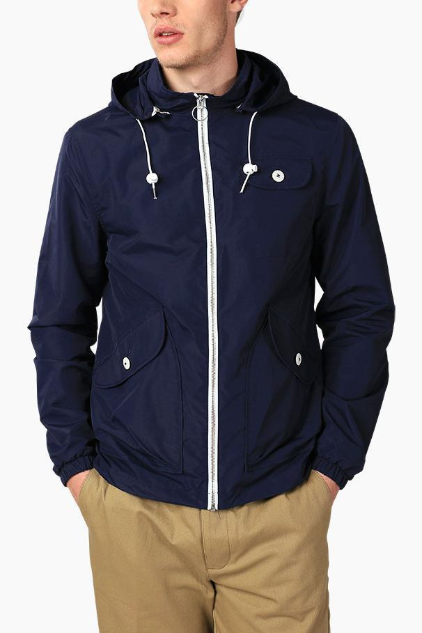 Dark Slate Gray Rochester Jacket // Navy Vestes Penfield