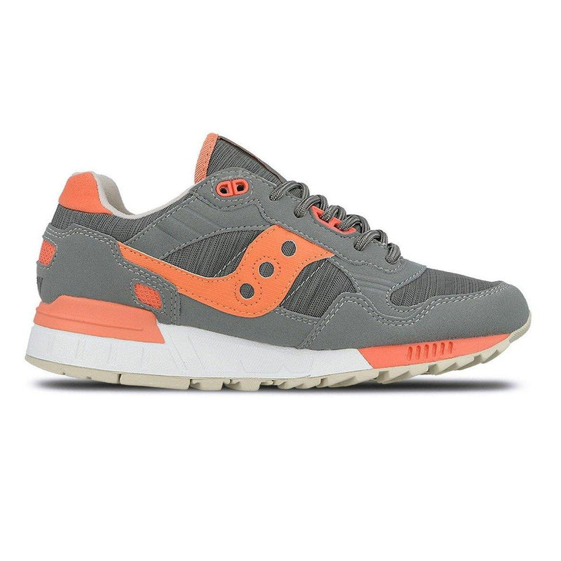 Salmon Shadow 5000 // Grey/Pink Sneakers Saucony