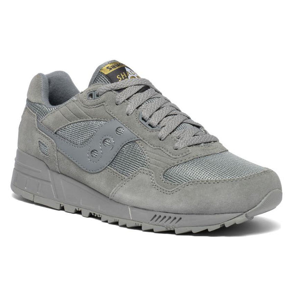 Light Slate Gray Shadow 5000 // Monument /Dove Sneakers Saucony