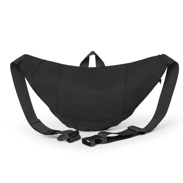 Dark Slate Gray Sport Hip Bag // Black Sacs Polar
