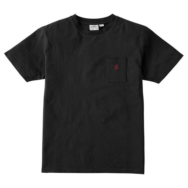 One Point Tee // Black