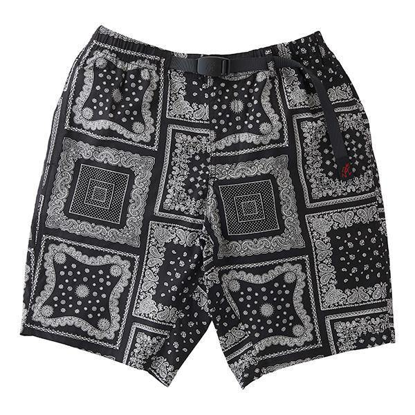 Weather NN Shorts // Bandana Black