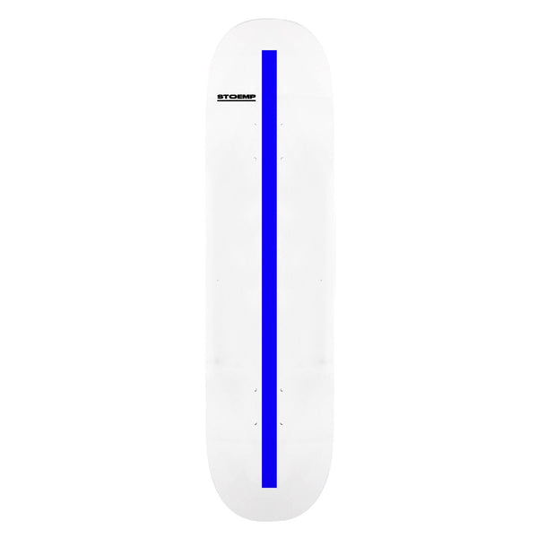 Snow I Walk The Blue Line // Shop Deck Decks Stoemp