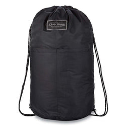 Dark Slate Gray Stashable Cinchpack // 19L // Black Sacs Dakine