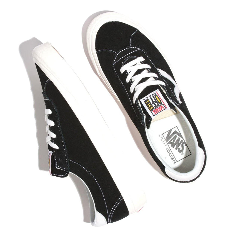 Black Style 73 Dx // Anaheim Factory // Og Black Sneakers Vans