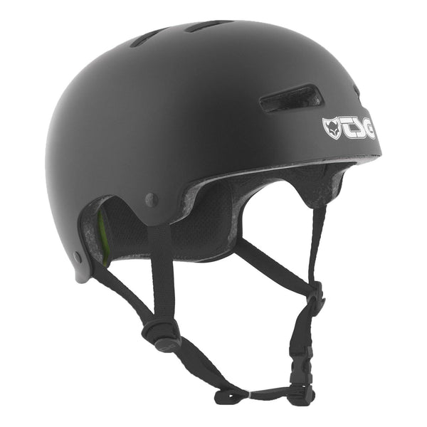 Protections - TSG - Helmet Evolution // Satin Black - Stoemp