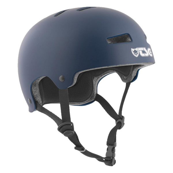 Protections - TSG - Helmet Evolution // Satin Blue - Stoemp