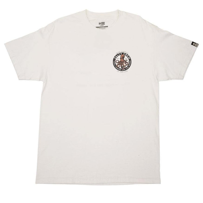 T-shirts - Salty Crew - Deep Reach SS Tee // White - Stoemp
