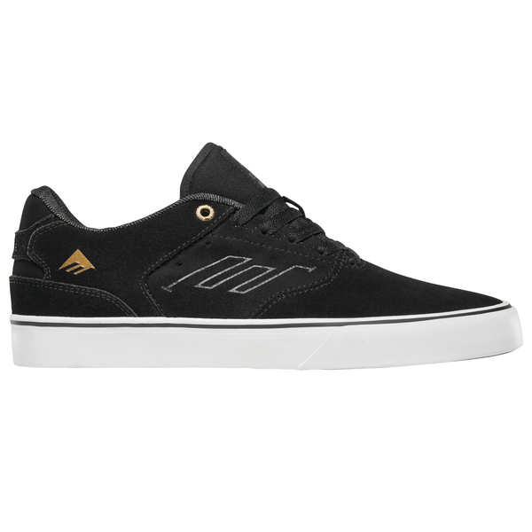 Sneakers - Emerica - The Low Vulc // Black/Gold/White - Stoemp
