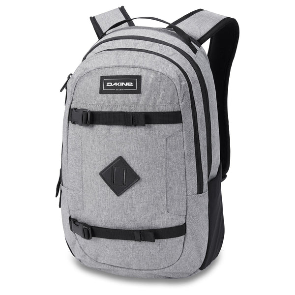 Urban Mission Pack // 18L // Grey Scale