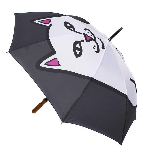 Dark Slate Gray Lord Nermal Umbrella // Black Autres RipNDip