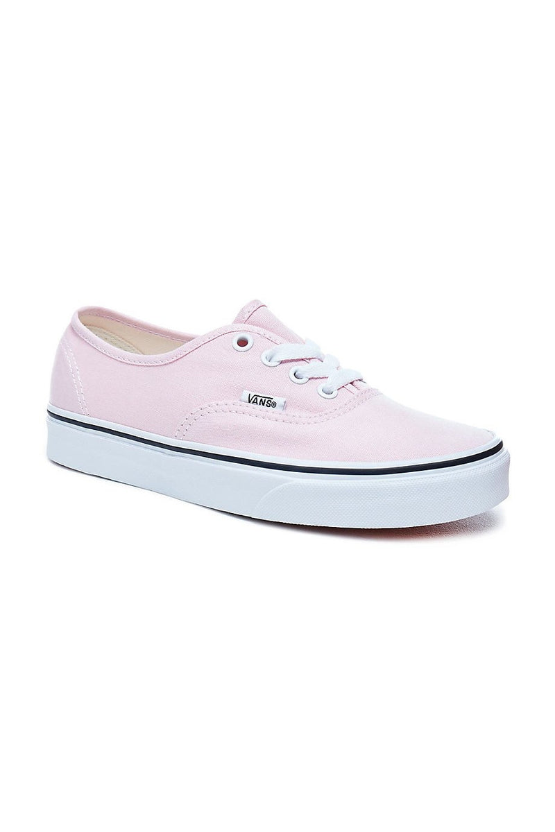 Lavender Authentic // Chalk Pink/True White Sneakers Vans