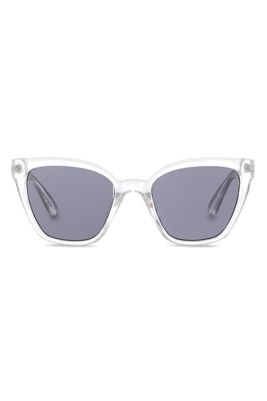 Hip Cat Sunglasses // Clear