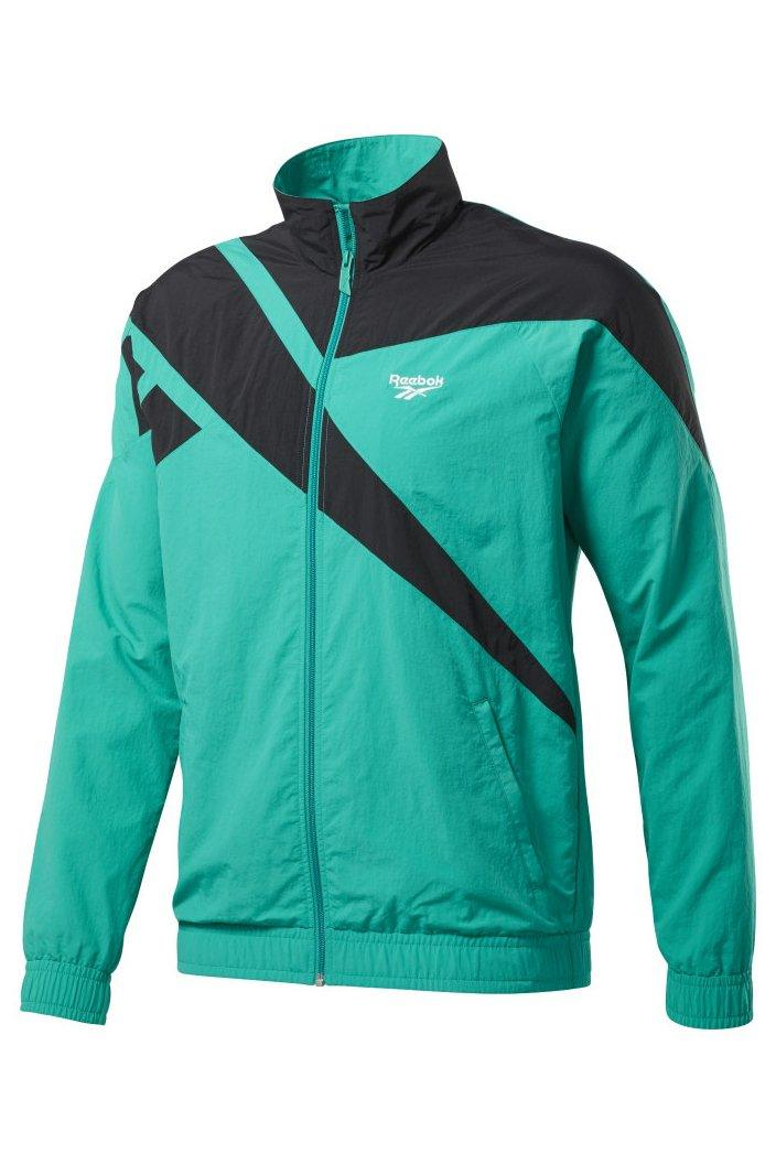 Light Sea Green FR Tracktop // Emerald // EC4603 Vestes Reebok